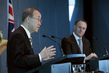 Secretary-General and New Zealand Prime Minister Hold Joint Press Conference