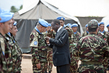 UN Medal Parade for Moroccan Peacekeepers of MINUSCA 5.2585173