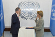 Head of UNOPS Sworn In 7.228862