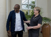 Head of UNMISS Meets UNESCO Goodwill Ambassador Forest Whitaker 7.035568