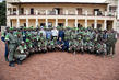 MISCA Holds Close Protection Training Course in Bangui, CAR 5.23095