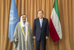 Secretary-General Meets Amir of Kuwait 2.8647451