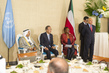 Ceremony Recognizing Humanitarian Leadership of Amir of Kuwait 4.453719