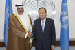 Secretary-General Meets Foreign Minister of Kuwait 2.8650794