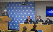 UNEP Press Conference on Assessment of Ozone Depletion 8.248603
