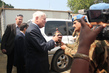 Peacekeeping Chief in Liberia to Assesses UN Support against Ebola 4.772814