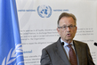 Director-General Leads Oath of Office Ceremony for United Nations Staff in Geneva 4.453719