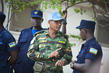 MINUSCA Peacekeepers Arrive in Central African Republic 5.23095