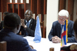 Peacekeeping Chief Meets Foreign Minister of Central African Republic 1.0