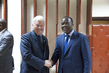 Peacekeeping Chief Meets Foreign Minister of Central African Republic 3.400593