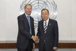 Secretary-General Meets Head of International Crisis Group