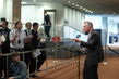 Special Coordinator for Mid-East Peace Process Briefs Press 0.63843805