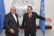 Secretary-General Meets Foreign Minister of Iran 2.8658962