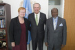 Deputy Secretary-General Meets Co-Chairs of Population Task Force 7.2281933
