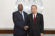 Secretary-General Meets Assembly President
