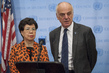 Head of WHO, UN Coordinator on Ebola Brief Press
