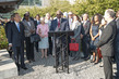 Peace Bell Ceremony in Observance of International Peace Day 0.03742501