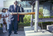 Peace Bell Ceremony in Observance of International Peace Day 0.042111456