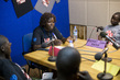 Children's Peace Day Debate on Radio Miraya 9.76632