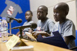 Children's Peace Day Debate on Radio Miraya 7.8130565