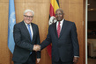 President of General Assembly Meets Foreign Minister of Germany 7.2166815