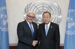 Secretary-General Meets Foreign Minister of Germany 2.8658962
