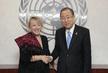 Secretary-General Meets Jody Williams 0.011587215