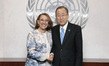 UN Secretary-General Meets Secretary-General of Organization for Ibero-American States