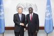 Secretary-General Meets New Permanent Representative of Senegal 1.0