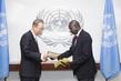 New Permanent Representative of Senegal Presents Credentials 1.0