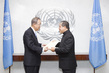 New Permanent Observer of Holy See Presents Credentials 1.0