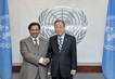 Secretary-General Meets Prime Minister of Kuwait 2.8642714