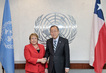 Secretary-General Meets President of Chile