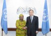Secretary-General Meets Head of African Union Commission 2.8642714