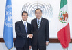 Secretary-General Meets President of Mexico 1.0
