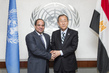 Secretary-General Meets President of Egypt 1.0