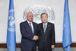 Secretary-General Meets Prime Minister of Belarus 1.0