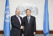 Secretary-General Meets Head of OSCE 1.0