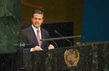 President of Mexico Addresses World Conference on Indigenous Peoples