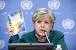 Press Conference by Executive Secretary of ECLAC