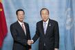 Secretary-General Meets Vice Premier of China 2.8642714