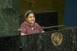 Guatemalan Nobel Laureate Addresses World Conference on Indigenous Peoples 1.0