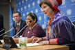 Press Conference on the World Conference on Indigenous Peoples 1.0