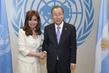 Secretary-General Meets President of Argentina 2.8642714