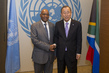 Secretary-General Meets President of South Africa 2.8642714