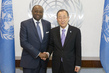 Secretary-General Meets Foreign Minister of Cameroon 2.8642714