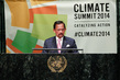 Sultan of Brunei Darussalam Addresses UN Climate Summit 2014 5.1738415