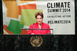 President of Brazil Addresses UN Climate Summit 2014 5.1738415