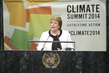 President of Chile Addresses UN Climate Summit 2014 5.1837883