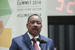 President of Niger Addresses UN Climate Summit 2014 7.476033